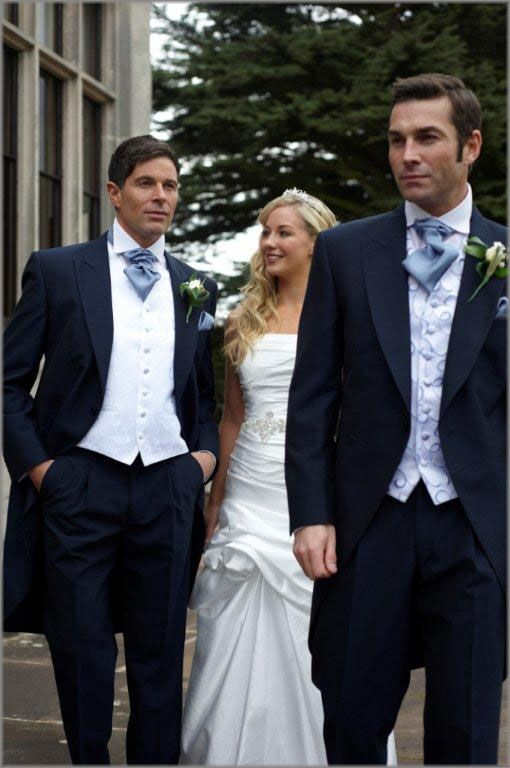 Blue Tails Wedding Pinterest Tail Suit Hire And Suits