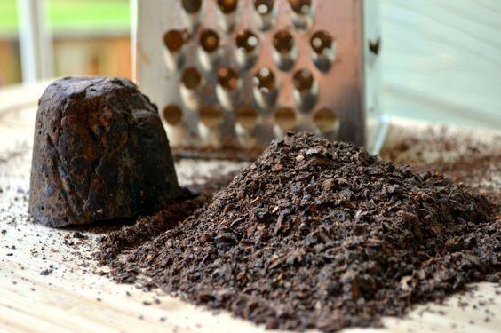 Samoan koko alaisa (cocoa rice).