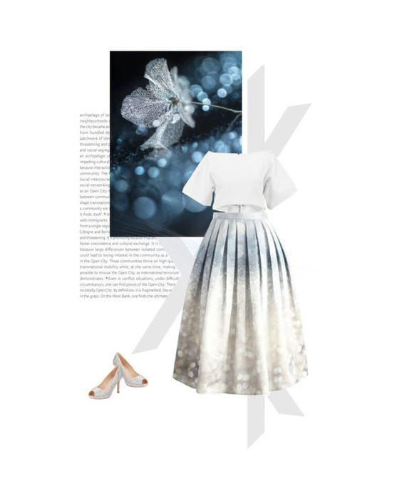 """SM8 #1 Sparkles"" by onemonday ❤ liked on Polyvore featuring Oris, Osman, Chicwish, Lauren Lorraine, Winter, Sparkles, stylemission and frozen"