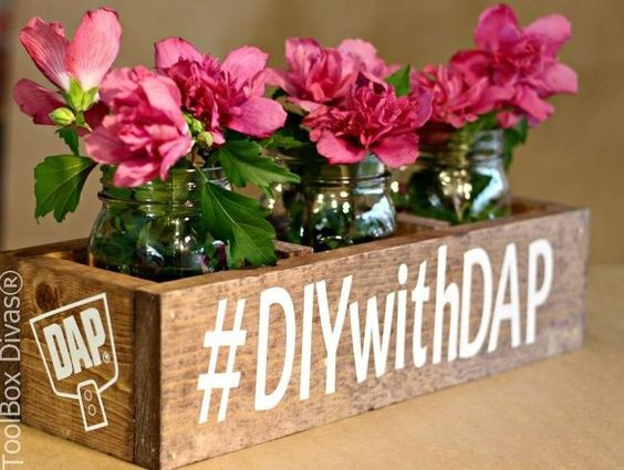 diy wooden centerpiece box, crafts, how to