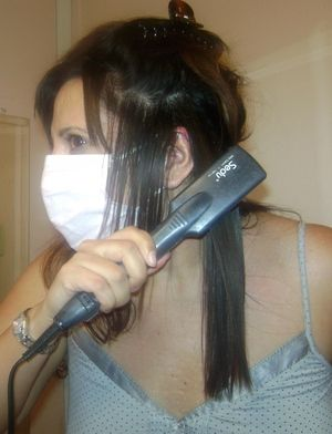 DIY at home Keratin Treatment