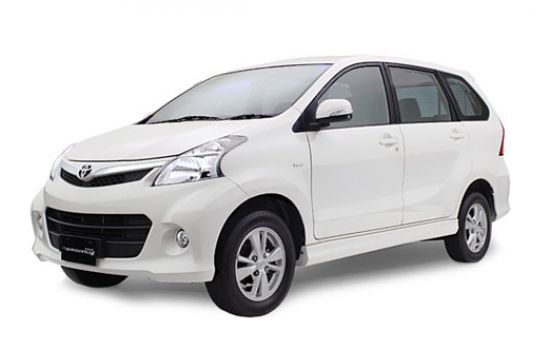 Toyota Avanza Manual Mobil Manual