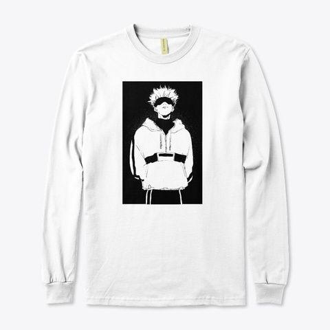 Satoru Gojo Jujutsu Kaisen Jujutsu Graphic Sweatshirt T Shirt