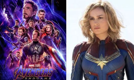 Captain Marvel will play a key role in Avengers: Endgame