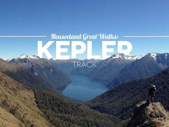 wetraveltheworld kepler track neuseeland packliste