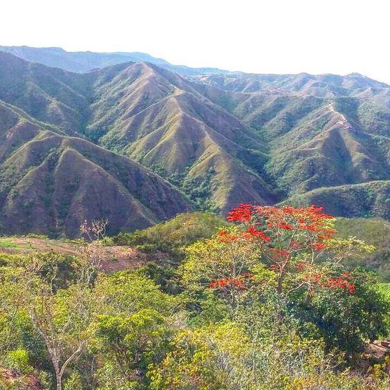 Naturaleza, paisaje, montañas!