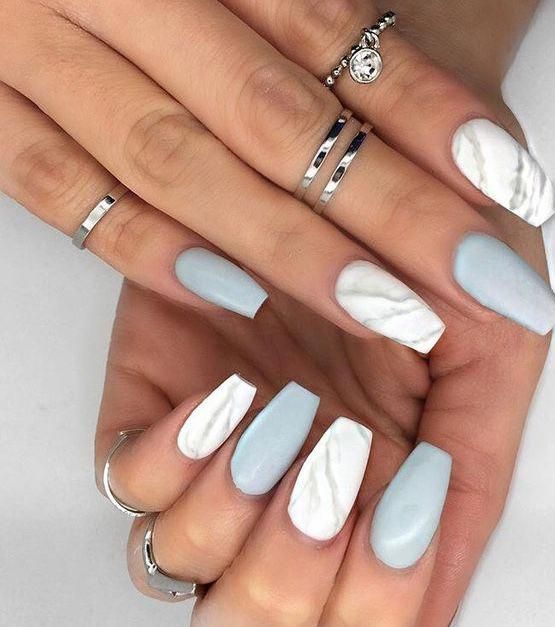 Beautifulacrylicnails Marble Acrylic Nails Best Acrylic Nails Acrylic Nail Designs