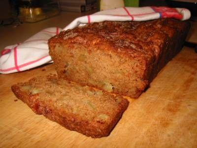 Yakima Valley Apple-cinnamon bread