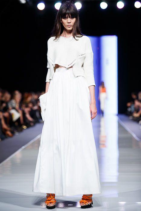 Fashion Week Poland: MOHITO wiosna-lato 2014, fot. Seweryn Cieślik/Magnifique Studio