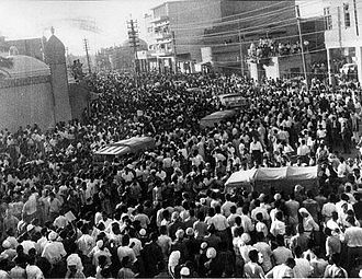The 14 July Revolution in 1958