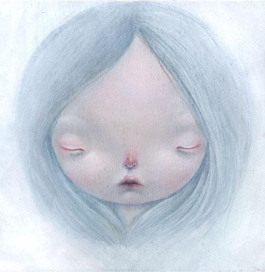 ' Frozen ' by Dilka Bear: