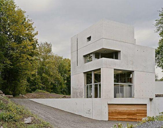 Sencillez Amor: Topoi Engelsbrand, Alemania   Oficina de Arquitectura Stocker