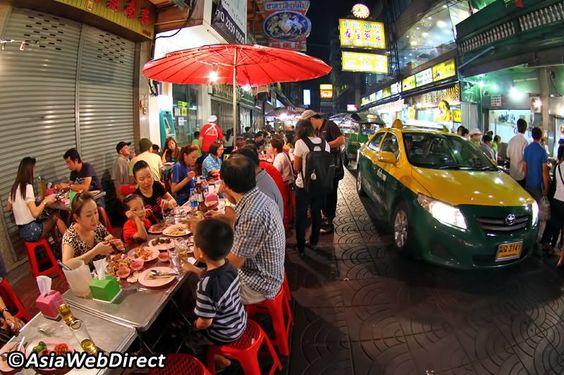 Bangkok Street Food - Bangkok Eating Experiences