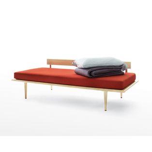 Leather Sectional Sofa american modern daybed dwr Modern Sleeper SofaModern