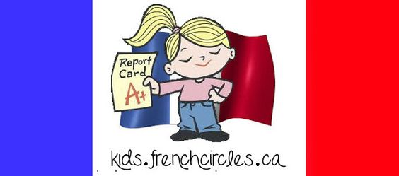 French Circles tutoring for Kids in Mississauga