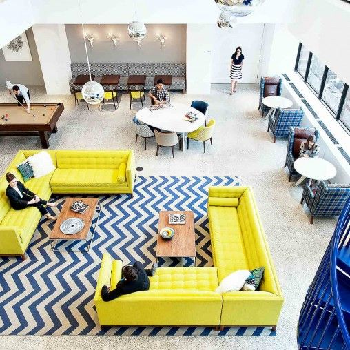 Celebrating its 100th anniversary, McCann seized the opportunity to renovate its five-story New York headquarters and refresh its image as one of...