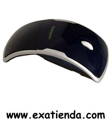 Ya disponible Rat?n Pepegreen wireless azul   (por sólo 17.89 € IVA incluído):   -3D Ratón inalámbrico de 2,4GHz con el mini receptor USB nano -Tecnología: Wireless -Resolución: 800 dpi -Función de ahorro de energía y sleep mode automatica. -El nano receptor permite trabajar hasta una distancia de 10 metros. -Compatible con: windows 95/98/2000/Me/XP/Vista/W7/MAC. -Bateria: 2x AAA  -Color: Azul  -P/N: MOU-1105-WI      Garantía de 24 meses.  http://www.exabyteinforma