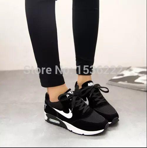 zapatillas nike blancas mujer 2015