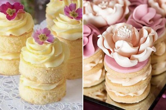 Para deixar a decoração da festa de 15 anos mais charmosa ou dar de lembrancinha, confira 20 opções super fofas de mini naked cake!