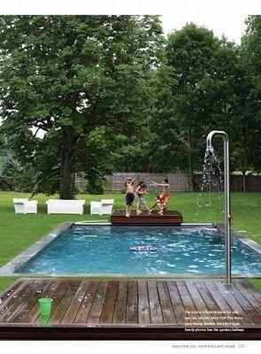 Pool pool pool for Garden pool care