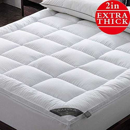Enjoy Exclusive For Naluka Mattress Topper Twin Pillowtop Bed