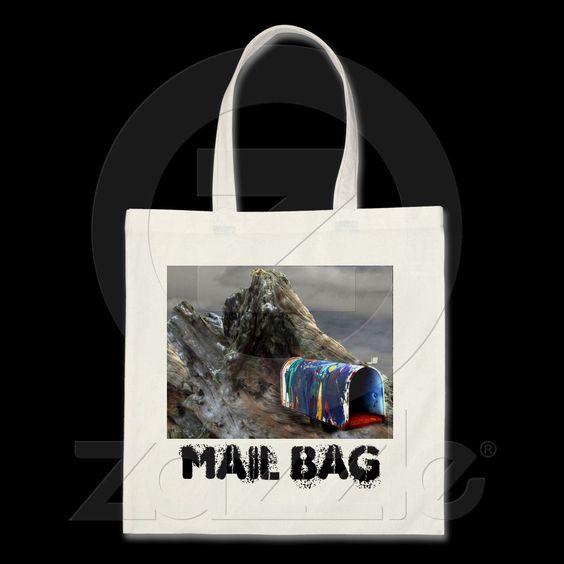 Mail Bag, Gods Mail, Mail Bag by Wayne D. King