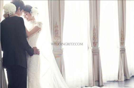 korea wedding photo