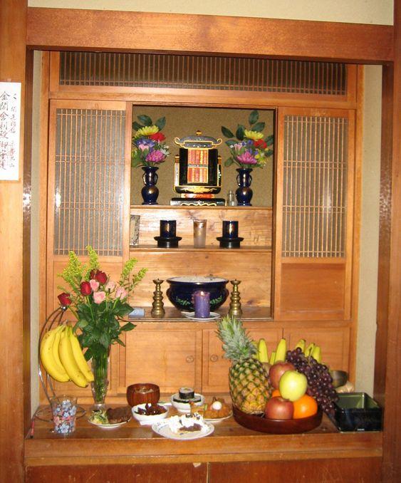 Thờ cúng tổ tiên là một truyền thống tốt đẹp của Nhật Bản