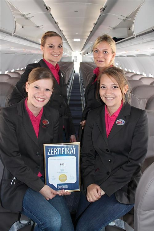 Niki airlines, Austria flight attendants Flight Attendants - british airways flight attendant sample resume