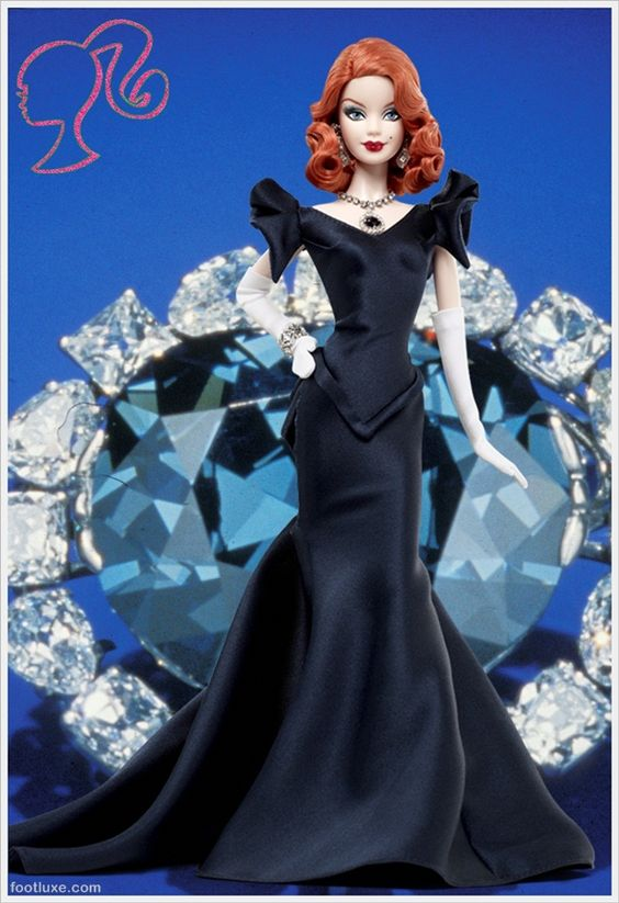 Barbie Hope Diamond Doll $77.99 with 4.68 cash rebate! Sign-In and Search by product name plz~~: