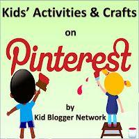 Kid's Activities & Crafts on Pinterest