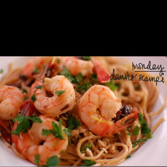 http://www.foodnetwork.com/recipes/food-network-kitchens/dawns-scampi-recipe/index.html