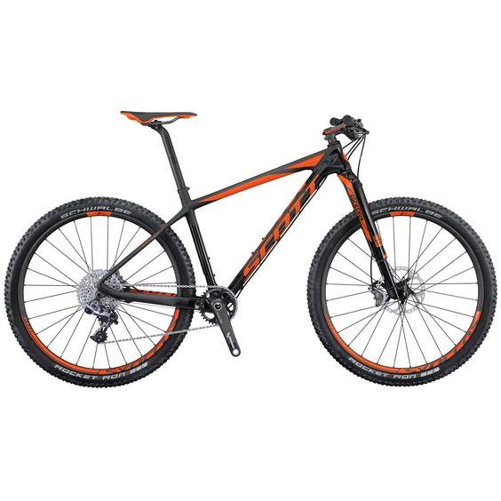 SCOTT Sports - SCOTT Scale 700 SL Bike