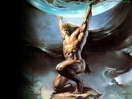 """Atlas"", potencia, esencia universal, pureza e ira. fuerza ilimitada descomunal. Potencial destructor de dioses"
