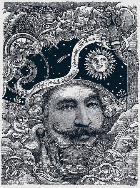 Baron Munchausen | Flickr - Photo Sharing!