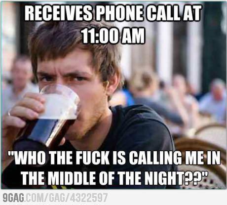 Night shift Nurse humor.