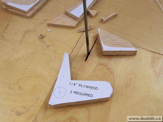 Como fazer uma torção braçadeira Kant de madeira