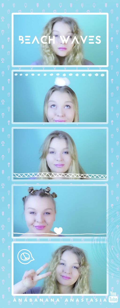 How to make beach waves without beach <3
