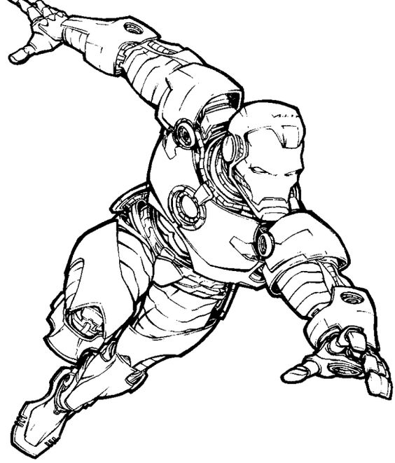 Superhero Drawing Ideas