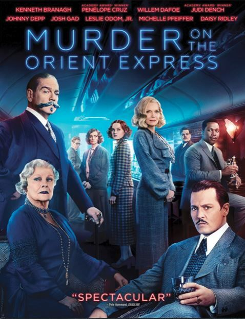 What Starts Out As A Lavish Train Ride Through Europe Quickly Unfolds Into One Of The Most Stylish Susp Kenneth Branagh Orient Express Full Movies Online Free