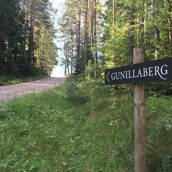 Bien venue et à bientôt à #gunillaberg #tageandersen #småland #jönköping #visitsmåland: