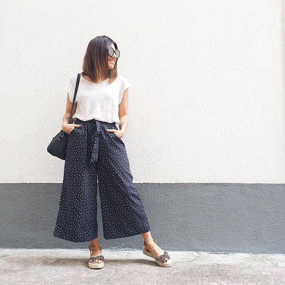 A calça que todo mundo ama e eu tb é da zara. :) #ootd #lookdodia