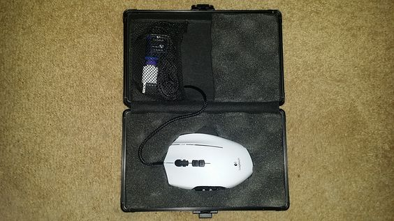 DIY Protective Mouse Case (#QuickCrafter)