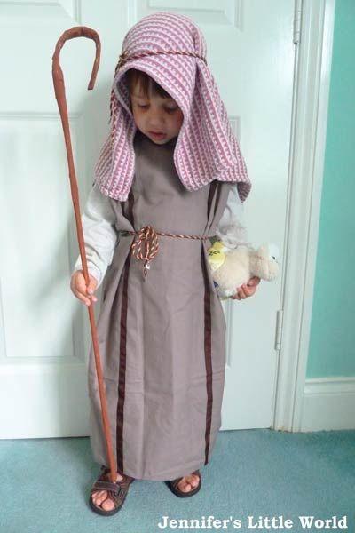 Los Disfraces Caseros Para Navidad Más Originales Trucos Y Astucias Disfraces Bíblicos Disfraz De Pastora Disfraces Navideños