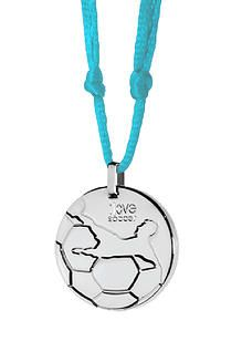 Let everyone know that you follow the fever of SOCCER with this incredible Soccer theme pendant necklace made of the highest stainless steel quality 316L. Get yours today at our online store: www.my316L.com (for: $23.50)  #soccer #soccerball #kick #pele #spikes #sweatproof #fashion #pendant #necklace #necklaces #store #shop #gift #present #nylon #stainlesssteel #jewelry #accessories #accessory #collar #chain #boxchain #waterproof #blue #messi #cr7 #cristianoronaldo #fcbarcelona #realmadrid