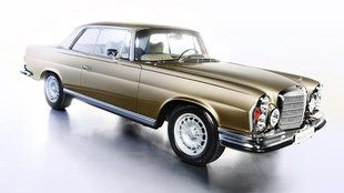 Mercedes Benz W111 Coupe