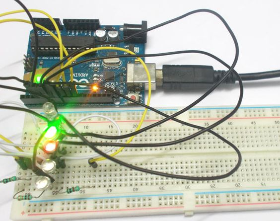 Controling A High Power Rgb Led With A Raspberry Pi
