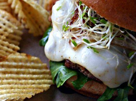 Sliders burger, Sliders and Burgers on Pinterest