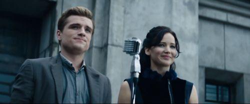 #CatchingFire #Katniss #Peeta