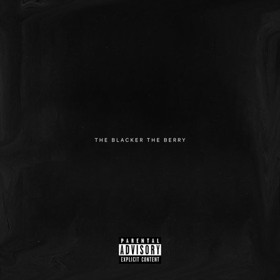 """The Blacker the Berry"" by Kendrick Lamar - http://letsloop.com/new-music #Music"